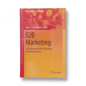 B2B Marketing Book